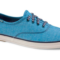 Keds Shoes Official Site - Champion Chambray