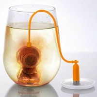 DEEP TEA DIVER Infuser