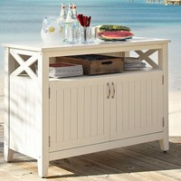 Hampstead Buffet - White