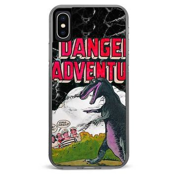 Danger Adventure iPhone XR case
