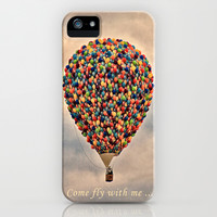 Come fly with me ... iPhone & iPod Case by Becky Dix