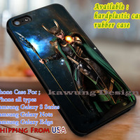 Hidden Power Loki Thor iPhone 6s 6 6s+ 6plus Cases Samsung Galaxy s5 s6 Edge+ NOTE 5 4 3 #movie #disney #animated #marvel #comic #superheroes dl3