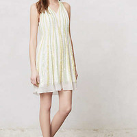 Anthropologie - Shimmer Channel Dress