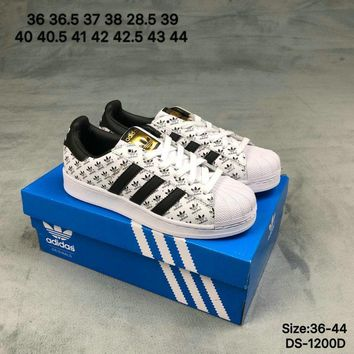 Adidas Original SUPERSTAR Men Women Fashion Casual Skate Shoes