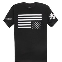 A$AP Worldwide A$AP T-Shirt - Mens Tee - Black