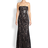 Natasha Sequin Gown