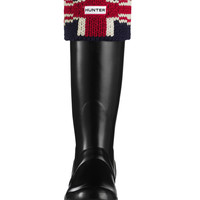 Brit Cuff Welly Socks | Rain Boot Socks | Hunter Boots