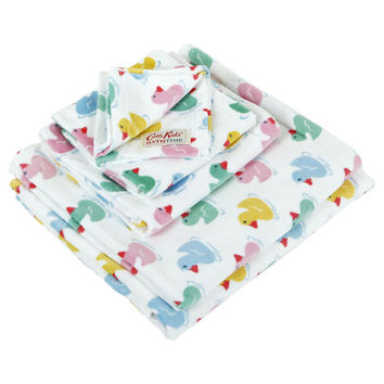 Rubber Ducks Towel - Guest Towel from Cath Kidston
