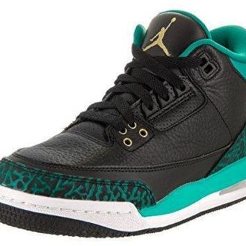 ONETOW Nike Jordan Kids Air Jordan 3 Retro Gg Basketball Shoe