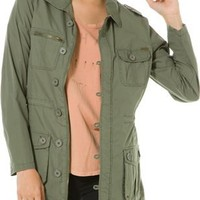 BILLABONG TIGHT ROPE UTILITY JACKET | Swell.com