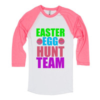 EASTER EGG HUNT TEAM