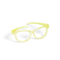 American Girl® Accessories: Lime Glasses