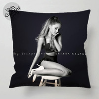 Love Me Harder feat The Weeknd Ariana Grande pillow case, cover ( 1 or 2 Side Print With Size 16, 18, 20, 26, 30, 36 inch )