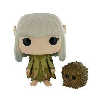 Dark Crystal Kira and Fizzgig Pop! Vinyl Figure CHASE LIMITED EDITION