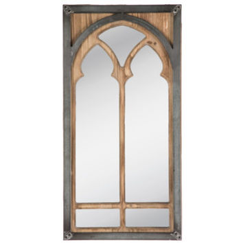 Rectangular Arched Window Mirror | Hobby Lobby | 1664382