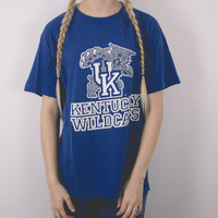 Vintage University of Kentucky T Shirt