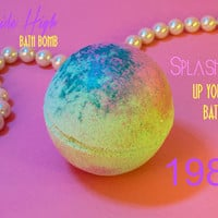 Bayside High Bath Bomb - 90s Throwback Scents