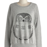 Bird of Wisdom Sweatshirt