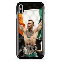 Conor Mcgregor 6 iPhone X Case