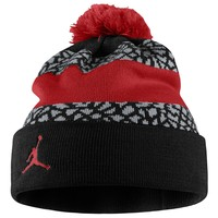 Jordan Jumpman Striped Beanie - Adult at Champs Sports