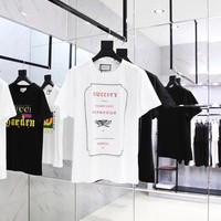 NEW 100% Authentic gucci 2018ss fashion t shirt 022