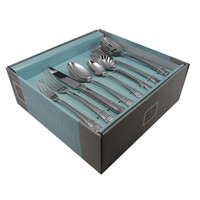 Cordell 45pc Flatware Set