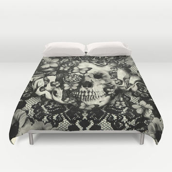 Victorian Gothic Duvet Cover by Kristy Patterson Design