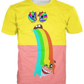 Spongebob and Patrick T-Shirt | Tees from RageOn