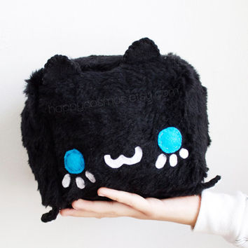 Shop Cute Cat Plushies On Wanelo