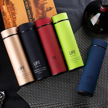 Life is Thermo Thermos Flasks