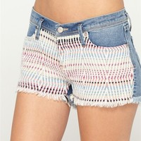 CLIFFS JEAN SHORTS