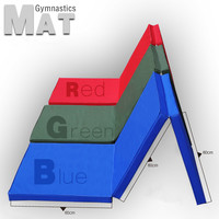 180*60*5CM Folding Yoga Gymnastics Mat