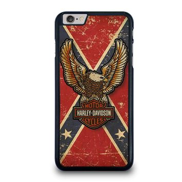 HARLEY DAVIDSON CONFEDERATE STATE iPhone 6 / 6S Plus Case Cover