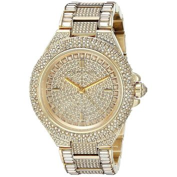 53fd14970cf1 Michael Kors MK5720 Camille Paved Crystal Womens Watch