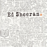 ed sheeran Art Print by CalmOceans | Society6