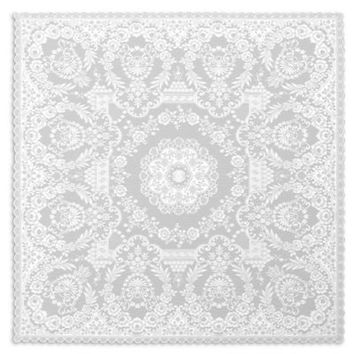 Downton Abbey® Grantham Collection Lace Table Topper
