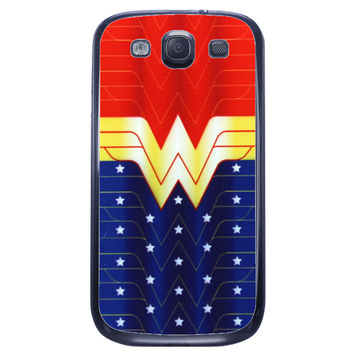 Wonder Woman Costume Samsung Galaxy S3 Case