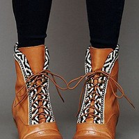 Free People Clothing Boutique > Wagner Oxford Boot