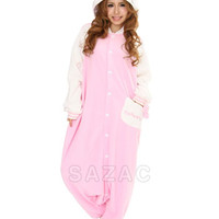 Kigurumi Shop | New Hello Kitty Kigurumi - Animal Onesuits & Animal Pajamas by Sazac