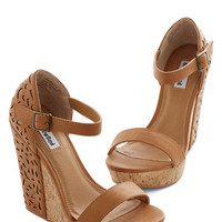 ModCloth Boho Above the Cut Wedge