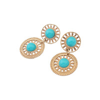 "Cate and Chloe Maria ""Mayan"" Earrings"