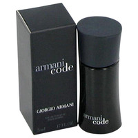 Armani Code By Giorgio Armani Mini Edt .17 Oz