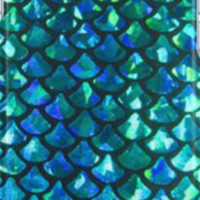 Mermaid Scales v1.0 iPhone Cases & Skins