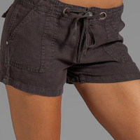 Sanctuary Soft Bottoms Trek Short in Coffee from REVOLVEclothing.com