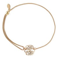 Women's Alex and Ani 'Path of Life' Pull Chain Bracelet