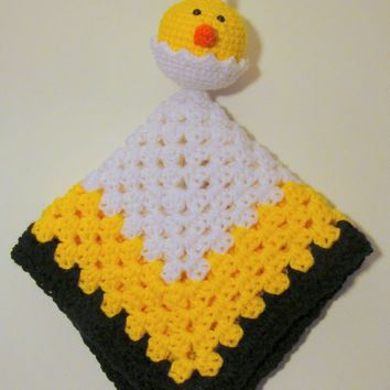 Chick Lovey PDF Crochet Pattern INSTANT DOWNLOAD