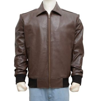 Henry Winkler Happy Days Fonzie Leather Jacket – In Style Jackets