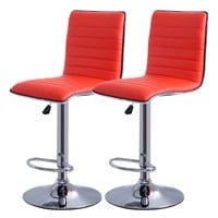 2 PC  Swivel Office Computer Desk Chairs