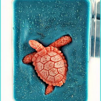 Scented Wax Melts-SEA TURTLE Design
