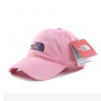 The North Face Women Men Embroidery Leisure Sunshade Cap Sport Baseball Cap Hat